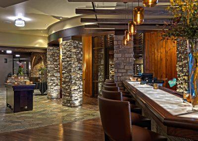 Flying Horse Steakhouse Bar Entry