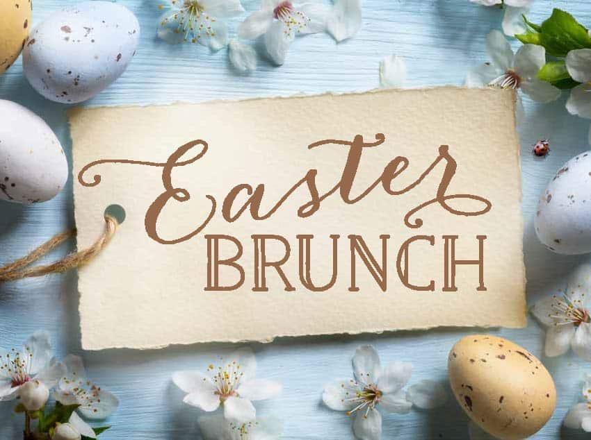 Easter Brunch 2020